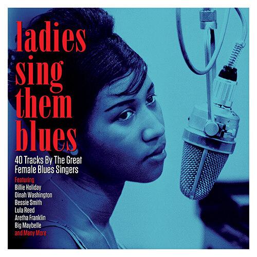 [수입] Ladies Sing Them Blues [2CD]
