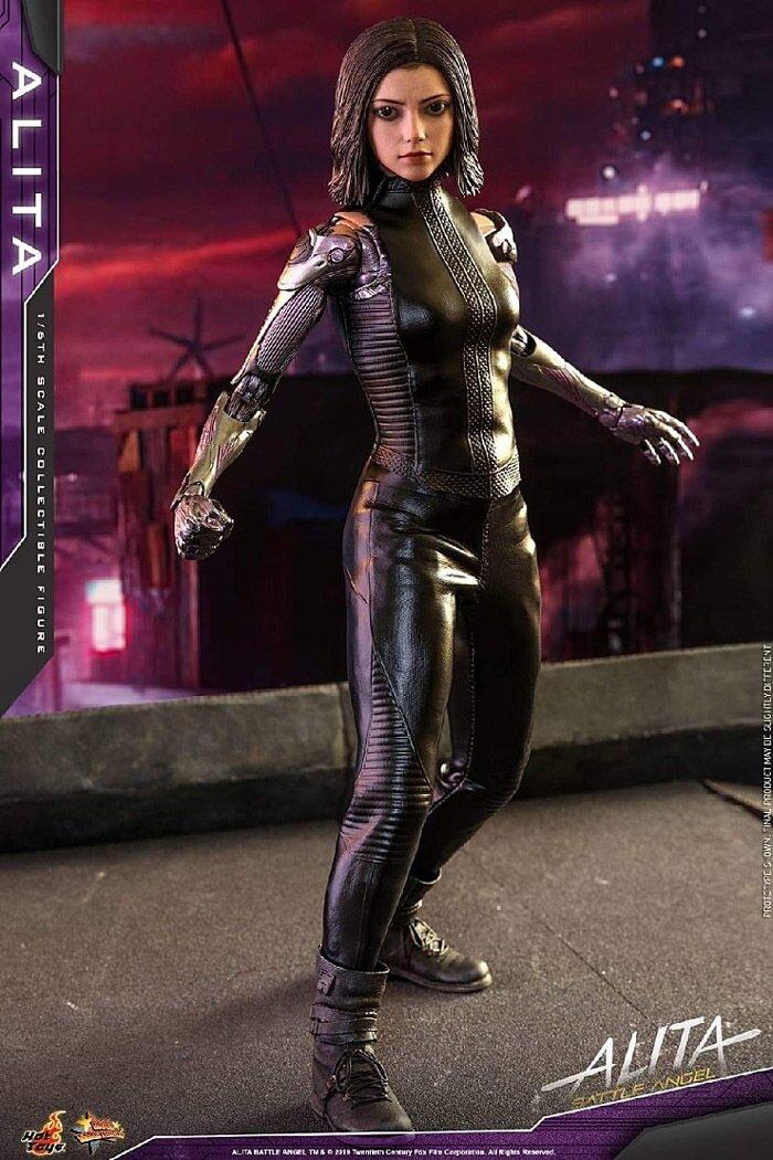 [Hot Toys] 배틀엔젤 알리타 MMS520 - 1/6th scale Alita Collectible Figure