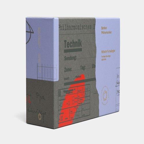 [수입] 푸르트뱅글러의 보석들 [22SACD Hybrid + 다큐멘터리 DVD]