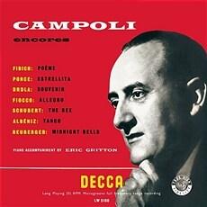 [수입] 알프레도 캄폴리 - 앙코르 Vol.1 & 2 [180g LP]