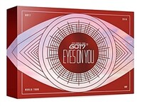 [블루레이] 갓세븐 - GOT7 2018 WORLD TOUR 'EYES ON YOU' (3disc)