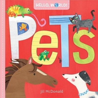 Hello, World! Pets (Board Books)