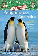 Magic Tree House FACT TRACKER #18 : Penguins and Antarctica (Paperback)