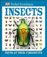 DK Pocket Eyewitness : Insects (Hardcover)