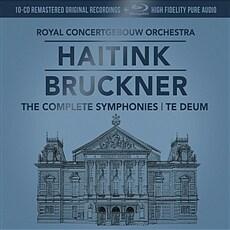 [수입] 브루크너 : 교향곡 전곡 (오리지널 커버 10CD+1BDA) [슬립케이스 한정반]