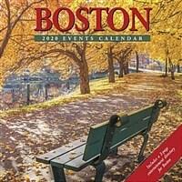 Boston 2020 Wall Calendar (Wall)