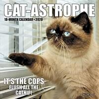 Cat-Astrophe 2020 Mini Calendar (Mini)