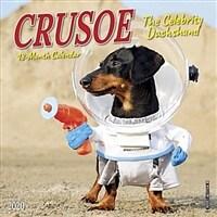 Crusoe the Celebrity Dachshund 2020 Mini Wall Calendar (Dog Breed Calendar) (Mini)
