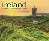 Ireland 2020 Box Calendar (Daily)