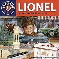 Lionel 2020 Wall Calendar (Wall)