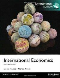 International Economics: International Edition (Paperback, 9 ed)