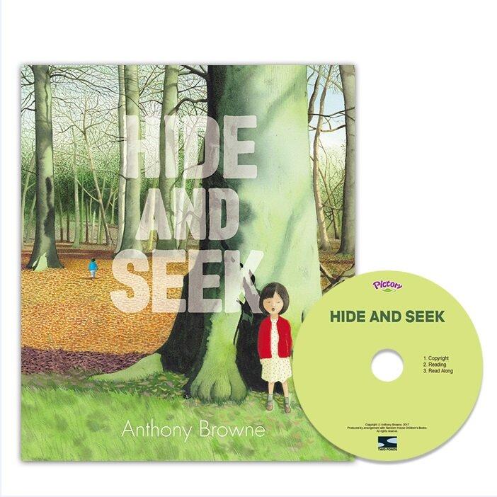 Pictory Set 1-50 / Hide and Seek (Paperback + Audio CD)