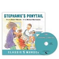 Pictory Set Step 3-31 : Stephanie's Ponytail (Paperback + Audio CD)