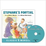 Pictory Set 3-31 / Stephanie's Ponytail (Paperback + Audio CD)