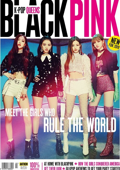 BLACKPINK K-Pop Special : 블랙핑크 K-POP 스페셜
