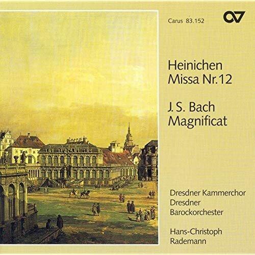 [수입] 바흐: 마니피카트 BWV243 / 하이네헨: 미사 12번