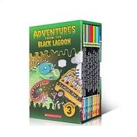 Black Lagoon Collection Set #3 블랙라군 챕터북 세트 (Paperback 10권)
