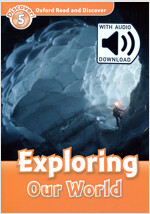 Oxford Read and Discover: Level 5: Exploring Our World Audio Pack (Package)