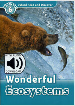 Oxford Read and Discover: Level 6: Wonderful Eco Systems Audio Pack (Package)