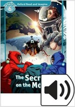 Read and Imagine 6: Secret On the Moon (with MP3) (Package)