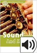Oxford Read and Discover: Level 3: Sound and Music Audio Pack (Package)