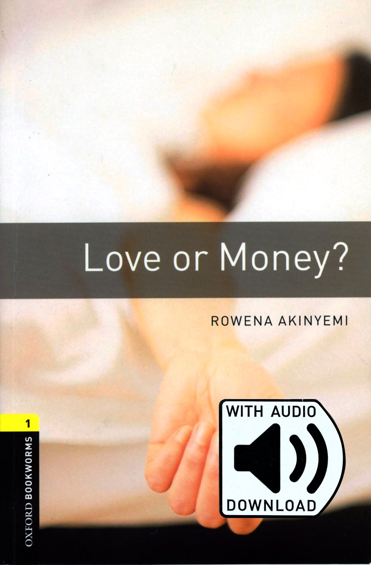 Oxford Bookworms Library: Level 1:: Love or Money? (Paperback + MP3, 3rd Edition)