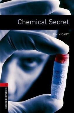 Oxford Bookworms Library: Level 3:: Chemical Secret (Paperback + MP3)