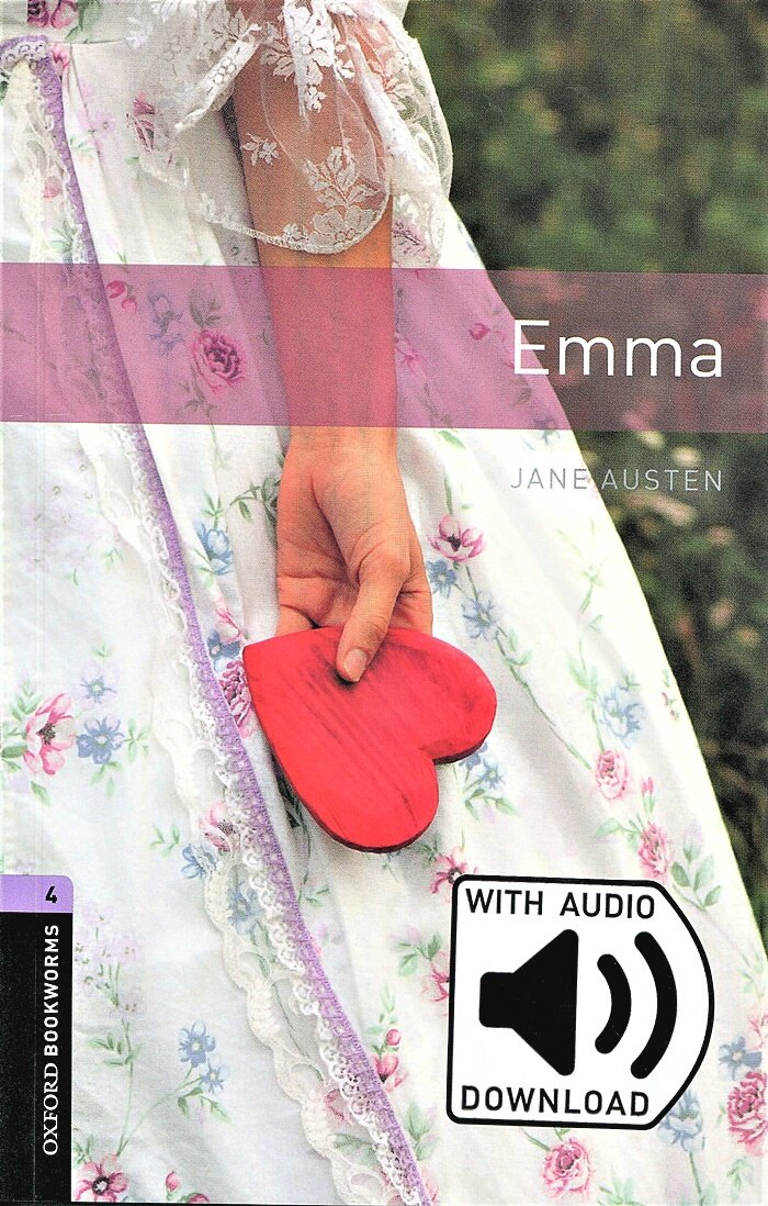 Oxford Bookworms Library: Level 4:: Emma Audio Pack : Graded readers for secondary and adult learners (Package, 2 Revised edition)