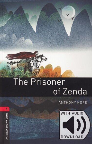 Oxford Bookworms Library: Level 3:: The Prisoner of Zenda (Paperback + MP3 Download)
