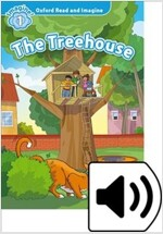 Read and Imagine 1: The Treehouse (with MP3) (Package)