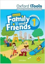 American Family and Friends 1 : iTools CD-ROM (CD-ROM, 2nd Edition )