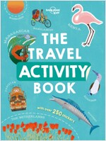 The Travel Activity Book (Paperback)
