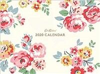 Cath Kidston Wells Rose 2020 Wall Calendar (Diary)