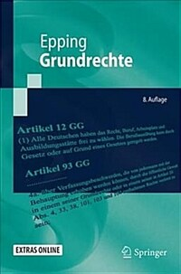 Grundrechte / 8. Aufl