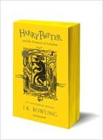 Harry Potter and the Prisoner of Azkaban - Hufflepuff Edition (Paperback)
