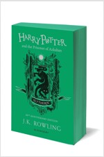 Harry Potter and the Prisoner of Azkaban - Slytherin Edition (Paperback)
