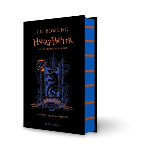 Harry Potter and the Prisoner of Azkaban - Ravenclaw Edition (Hardcover)