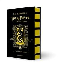 Harry Potter and the Prisoner of Azkaban - Hufflepuff Edition (Hardcover)