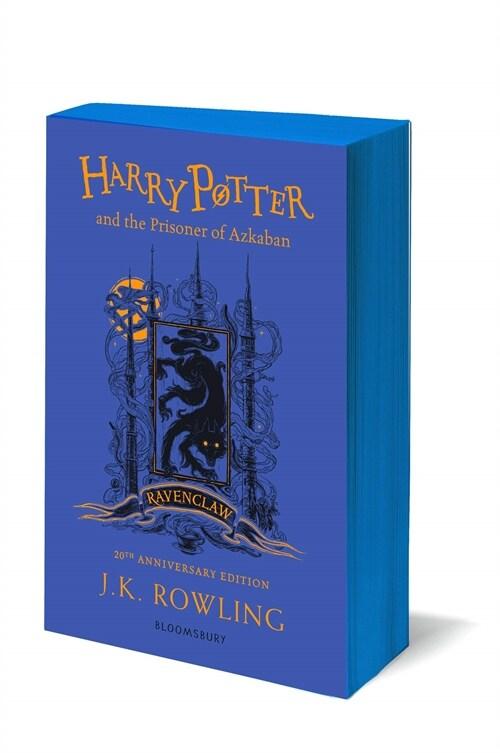 Harry Potter and the Prisoner of Azkaban - Ravenclaw Edition (Paperback)