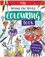 Around the World Colouring Book (Paperback)