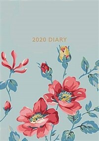 Cath Kidston Pembroke Rose A5 2020 Diary (Notebook / Blank book, Flexibound)