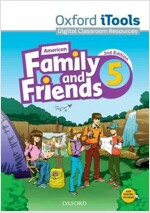American Family and Friends 5 : iTools CD-ROM (CD-ROM, 2nd Edition )