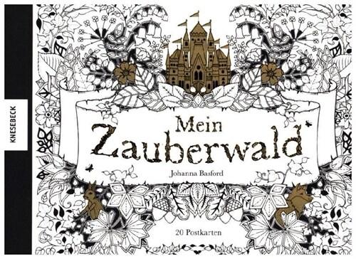 Mein Zauberwald, 20 Postkarten (Paperback)