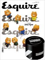 에스콰이어 Esquire A형 2019.3 (표지 : 라이언 3종 중 1종 랜덤)