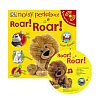 노부영 Roar! Roar! (원서 & CD) (SoundBook+CD)