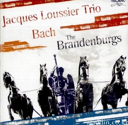 [수입] 자끄 루시에 트리오 - 바흐 : 브란덴부르크 협주곡
