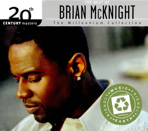 [수입] Brian McKnight - The Best Of Brian McKnight : 20th Century Masters The Millennium Collection [Digipak]