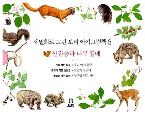 세밀화로 그린 보리 아기그림책 6 - 전3권