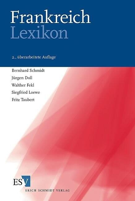Frankreich-Lexikon (Hardcover)