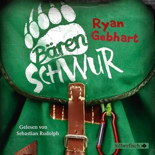 Barenschwur, 3 Audio-CDs (CD-Audio)